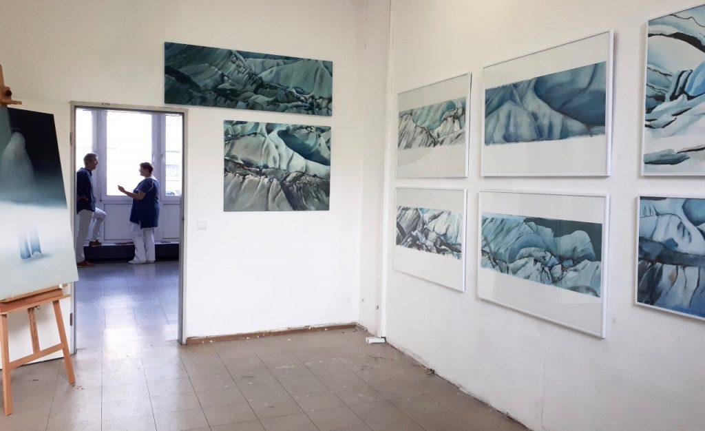 Bilder von c/o Künstlerin Marina Lörwald